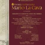 """""""Premio Letterario Mario La Cava"""""""